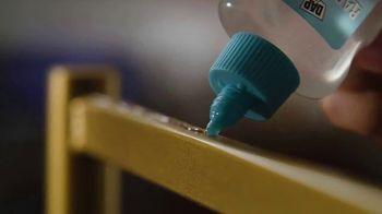 DAP Rapid Fuse Ultra Clear TV Spot, 'Crystal Clear' - Thumbnail 6