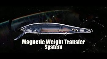 Hardcore Lures TV Spot, 'Magnetic Weight Transfer System'