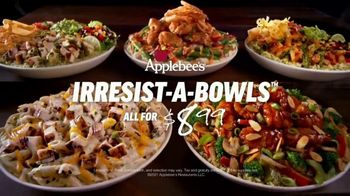 Applebee's Irresist-A-Bowls TV Spot, 'It's Back' Song by EMF - Thumbnail 8