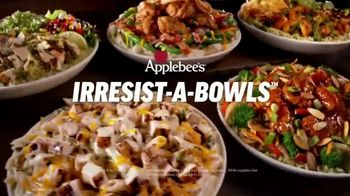 Applebee's Irresist-A-Bowls TV Spot, 'It's Back' Song by EMF - Thumbnail 7