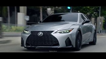 2021 Lexus IS TV Spot, 'Vanity Plates' Song by Ebo Taylor, Jr. [T2]