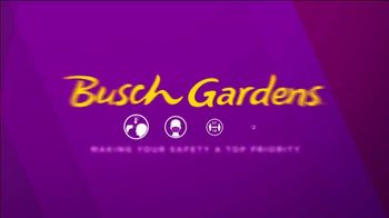 Busch Gardens TV Spot, '2021 Food & Wine Festival: Save On Annual Passes' - Thumbnail 8