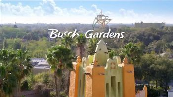 Busch Gardens TV Spot, '2021 Food & Wine Festival: Save On Annual Passes' - Thumbnail 2