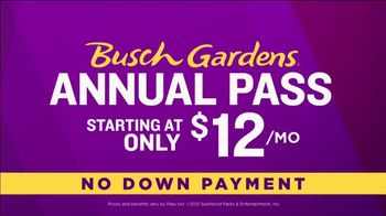 Busch Gardens TV Spot, '2021 Food & Wine Festival: Save On Annual Passes' - Thumbnail 7