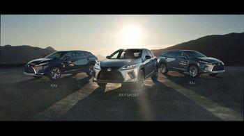 2021 Lexus RX TV Spot, 'Fearless Leader' [T2] - Thumbnail 8