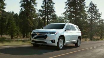Chevrolet TV Spot, 'Anywhere' [T2] - Thumbnail 6