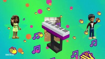 LEGO Friends Challenge TV Spot, 'Join In' - Thumbnail 7