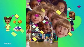 LEGO Friends Challenge TV Spot, 'Join In' - Thumbnail 9