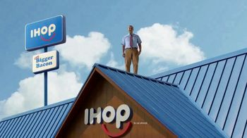 IHOP Steakhouse Premium Bacon TV Spot, 'The Future of Bacon' - Thumbnail 1