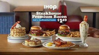 IHOP Steakhouse Premium Bacon TV Spot, 'The Future of Bacon' - Thumbnail 8