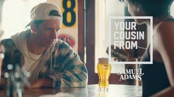 Samuel Adams Wicked Easy TV Spot, 'Your Cousin From Boston Tries New Wicked Easy'