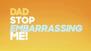 Netflix TV Spot, 'Dad Stop Embarrassing Me!' - Thumbnail 8