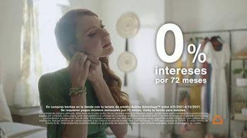 Ashley HomeStore Spring Semi-Annual Sale TV Spot, '0% intereses' [Spanish] - Thumbnail 6