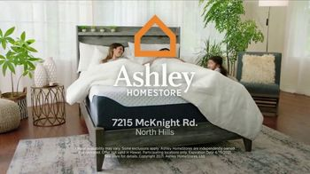 Ashley HomeStore Spring Semi-Annual Mattress Sale TV Spot, '0% Interest' - Thumbnail 8