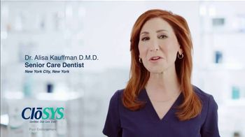 CloSYS Silver TV Spot, 'Oral Health for Aging' - Thumbnail 3