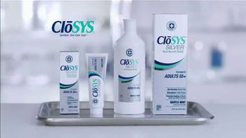 CloSYS Silver TV Spot, 'Oral Health for Aging' - Thumbnail 4