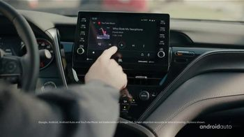 2021 Toyota Camry TV Spot, 'New Norm' [T2] - Thumbnail 7