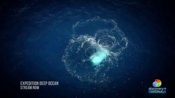 Discovery+ TV Spot, 'Expedition: Deep Ocean' - Thumbnail 6