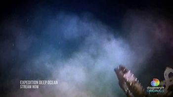 Discovery+ TV Spot, 'Expedition: Deep Ocean' - Thumbnail 8