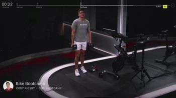 Peloton TV Spot, 'Bike Bootcamp' - Thumbnail 3