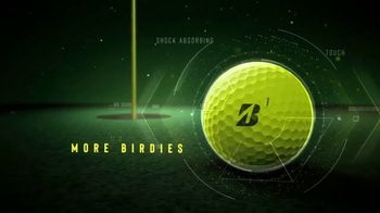 Bridgestone Golf Tour B Golf Balls TV Spot, 'Reinvented' Featuring Fred Couples - Thumbnail 10