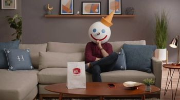 Jack in the Box Everything Croissant Breakfast Sandwiches TV Spot, 'An Idea' - Thumbnail 2