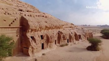 Royal Commission for AlUla TV Spot, 'Archaeology'