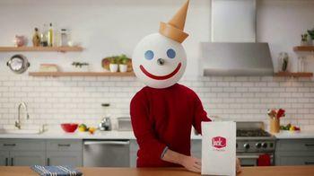 Jack in the Box Jack's Mini Munchies TV Spot, 'Mac & Cheese: Singing Bag' - Thumbnail 2