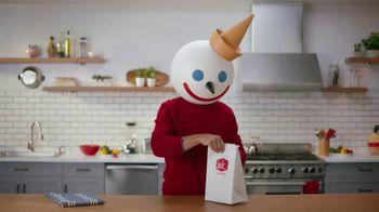 Jack in the Box Jack's Mini Munchies TV Spot, 'Mac & Cheese: Singing Bag' - Thumbnail 7