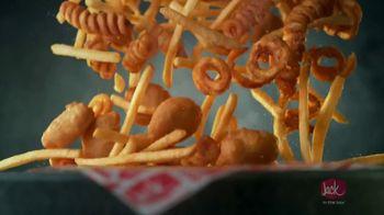 Jack in the Box Jack's Mini Munchies TV Spot, 'Mac & Cheese: One More Bite' - Thumbnail 2