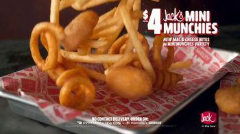Jack in the Box Jack's Mini Munchies TV Spot, 'Mac & Cheese: One More Bite' - Thumbnail 5