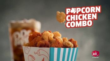 Jack in the Box Popcorn Chicken Combo TV Spot, 'Refuse to Choose' - Thumbnail 4