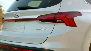 2021 Hyundai Santa Fe Hybrid TV Spot, 'Nonstop' [T1] - Thumbnail 4