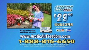 Arctic Air Freedom TV Spot, 'Double Offer: Chill Technology' - Thumbnail 9