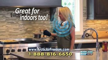 Arctic Air Freedom TV Spot, 'Double Offer: Chill Technology' - Thumbnail 6