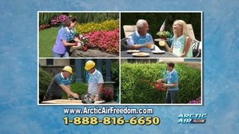 Arctic Air Freedom TV Spot, 'Double Offer: Chill Technology' - Thumbnail 8