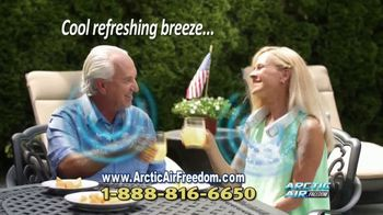 Arctic Air Freedom TV Spot, 'Double Offer: Chill Technology'