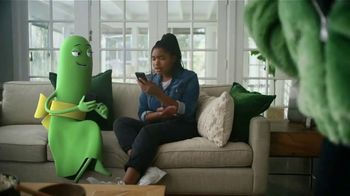 Cricket Wireless TV Spot, 'Mom Dancing to K-Pop: More Phone, More Fun'