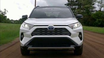 Toyota RAV4 Hybrid TV Spot, 'Dear Lightning' [T1]