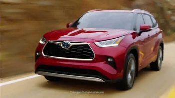 Toyota Highlander Hybrid TV Spot, 'Dear Power: Highlander' [T1]