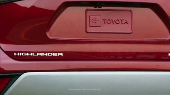 Toyota Highlander Hybrid TV Spot, 'Dear Power: Highlander' [T1] - Thumbnail 3
