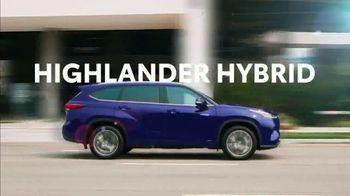 Toyota Highlander Hybrid TV Spot, 'Dear Power: Highlander' [T1] - Thumbnail 9