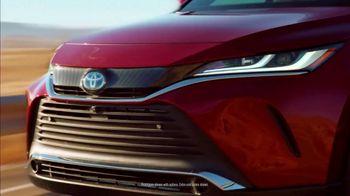 Toyota Venza TV Spot, 'Dear Freedom: Onward' [T1] - Thumbnail 1