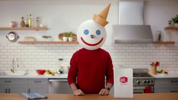 Jack in the Box Everything Croissant Breakfast Sandwiches TV Spot, 'Jack Has It All' - Thumbnail 1