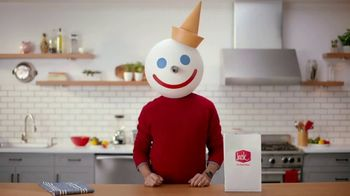 Jack in the Box Everything Croissant Breakfast Sandwiches TV Spot, 'Jack Has It All' - Thumbnail 2
