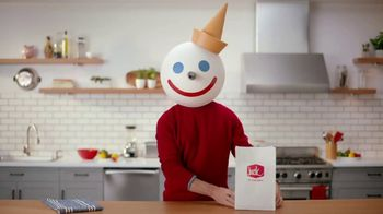 Jack in the Box Everything Croissant Breakfast Sandwiches TV Spot, 'Jack Has It All' - Thumbnail 3