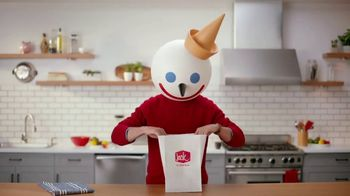 Jack in the Box Everything Croissant Breakfast Sandwiches TV Spot, 'Jack Has It All' - Thumbnail 4