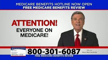 Medicare Benefits Hotline TV Spot, 'Attention: Medicare Approved Benefits'