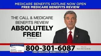 Medicare Benefits Hotline TV Spot, 'Attention: Medicare Approved Benefits' - Thumbnail 8