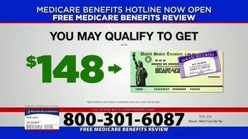 Medicare Benefits Hotline TV Spot, 'Attention: Medicare Approved Benefits' - Thumbnail 6